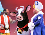 Jack and The Beanstalk Hackney Empire Pantomime Tickets